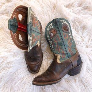 Tony Lama Men's 3R Rough Stock Cowboy Boots 8.5